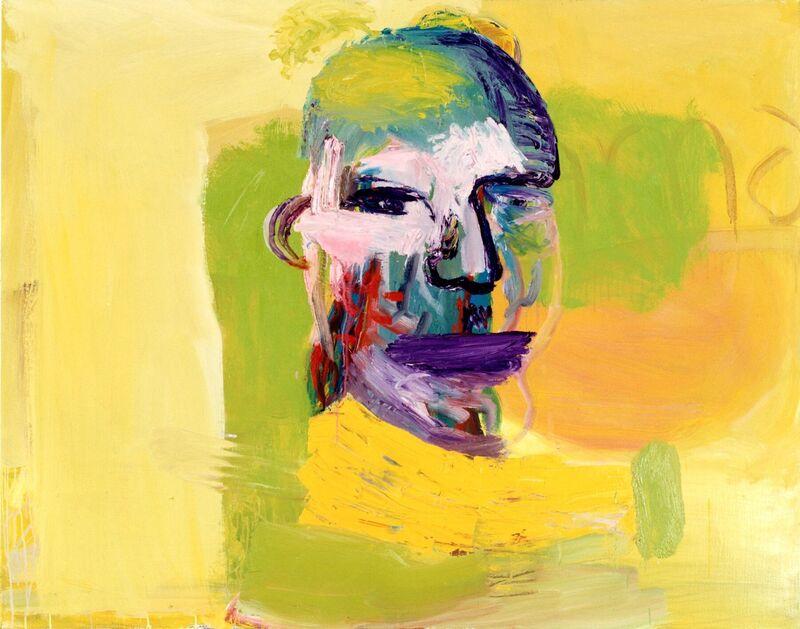 <strong>2a.Tweehonderdzestien, 2001, olieverf op linnen, 110x140 cm <div class=verkocht>VERKOCHT</div></strong>