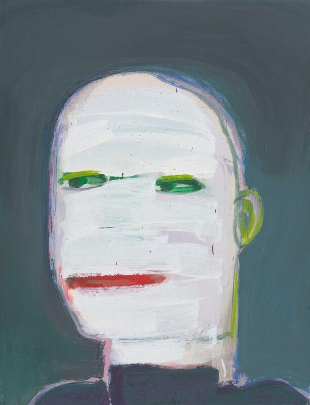 <strong>3b. Duizendtweeendertig, 2012, olieverf op linnen, 65x50 cm</strong>