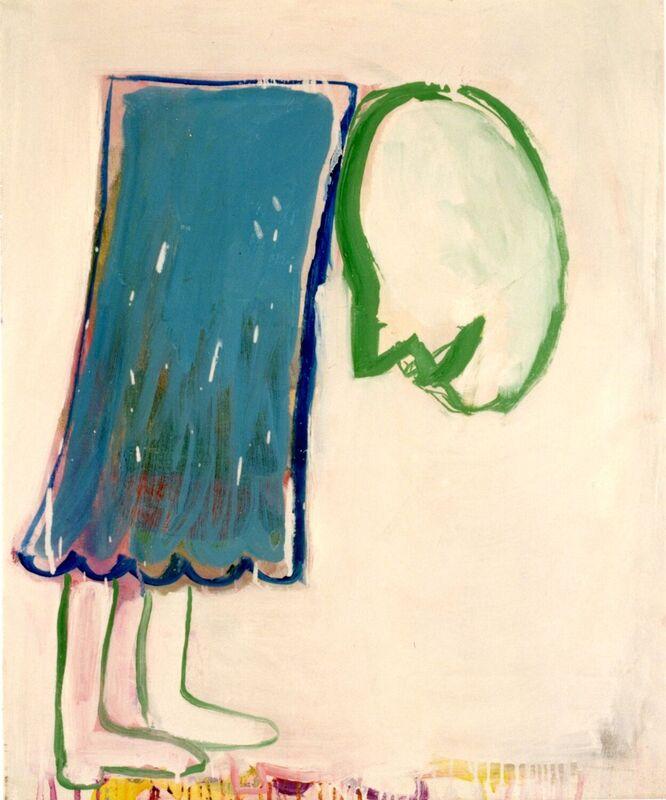 <strong>5b. Honderddrie, 1999, olieverf op linnen, 60x50 cm <div class=verkocht>VERKOCHT</div></strong>