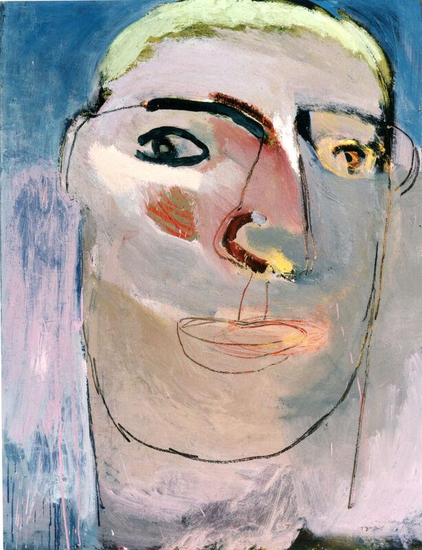 <strong>6d. Achtendertig, 1993, olieverf op linnen, 110x85 cm <div class=verkocht>VERKOCHT</div></strong>