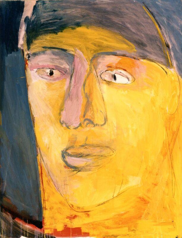 <strong>3a. Tweeendertig,1993, olieverf op linnen, 110x85 cm <div class=verkocht>VERKOCHT</div></strong>