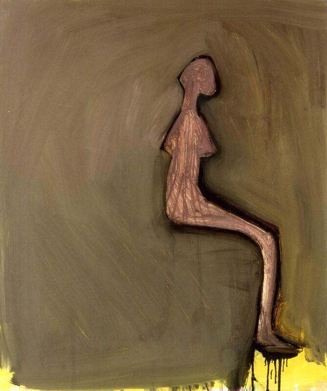 <strong>4a. Tweehonderdtwaalf, 1998, olieverf op linnen, 60x50 cm</strong>