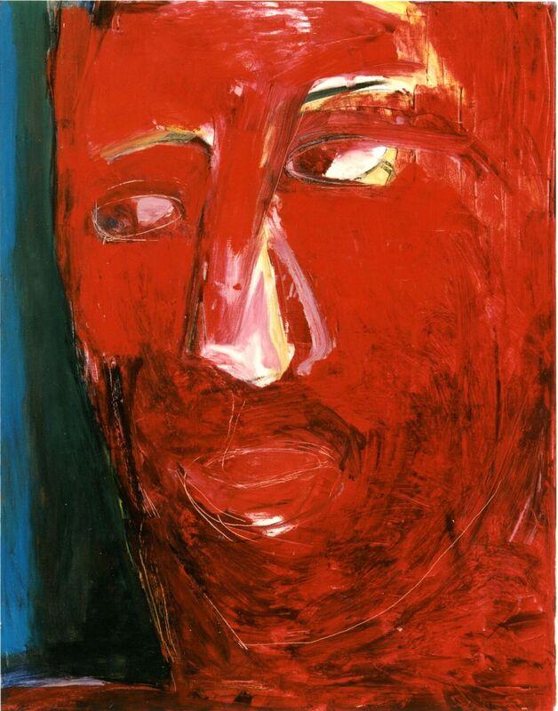 <strong>4c. Honderdtwee, 1993, olieverf op linnen, 110x85 cm <div class=verkocht>VERKOCHT</div></strong>