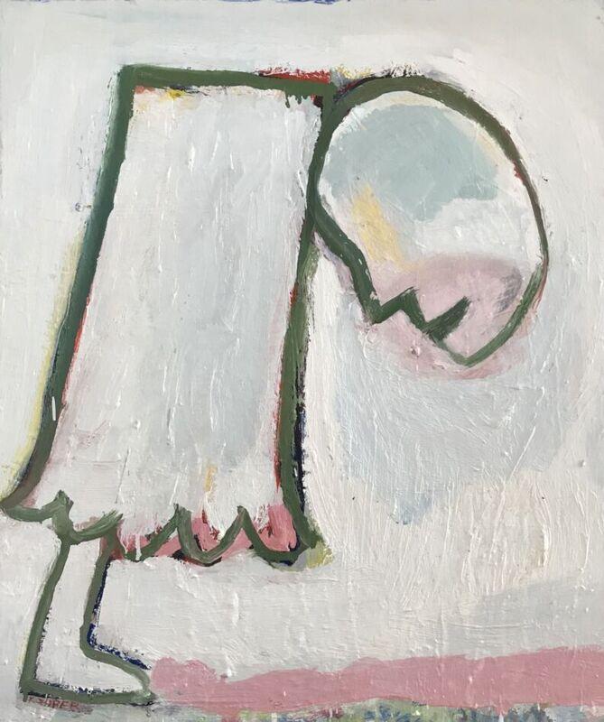 <strong>6a. Driehonderdtwee, 1999, olieverf op linnen, 60x50 cm</strong>